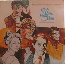 Rich Man, Poor Man (TV Soundtrack) (MCA 2095) (Alex North) '76 (sealed)
