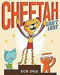 Cheetah Can't Lose-ExLibrary