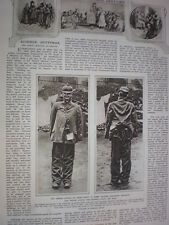 Photo article German art of booby traps a dummy soldier 1917 WW1