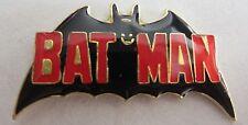 Comic  Pin / Pins: BATMAN -  Schriftzug- 3 cm - Edel!