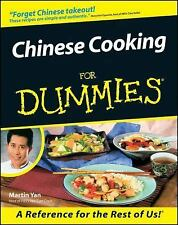 Chinese Cooking for Dummies® by Martin Yan (2000, Paperback)