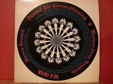 CURVED AIR AIRCONDITIONING 1st '70 ORIG wb LP
