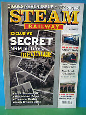 STEAM RAILWAY No 324 JUNE-JULY 2006 # BIGGEST-EVER ISSUE ~ NRM TOPIC   SEE PICS