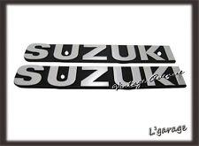 [LG308] SUZUKI GT550 GT380 GT250 GT185 A100 GP100 TANK EMBLEM 1PAIR [LS]