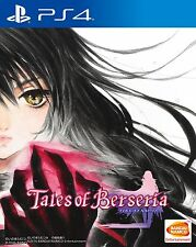 New Sony Playstation 4 PS4 Games Tales of Berseria HK version Chinese Subtitle