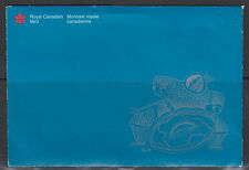 1999 CANADA PROOF-LIKE 7 COIN SET WITH NUNAVUT TOONIE