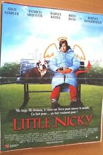 AFFICHE - LITTLE NICKY ADAM SANDLER