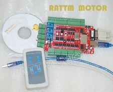 Excellent! USB Port!4 axis USB CNC USBCNC breakout board interface controller