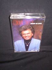 Conway Twitty Crazy in Love, MCA MCAC-10027 Cassette