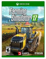 Farming Simulator 2017 Xbox One NEW!