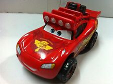 Mattel Disney Pixar Cars Road Rally Off Road McQueen Diecast Toy Car 1:55 Loose