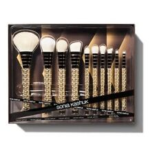 Sonia Kashuk Gold Limited Edition 10 PC Brush Set - Facet-nating