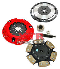XTR STAGE 3 CLUTCH KIT and CHROMOLY FLYWHEEL for 1988 HONDA CIVIC CRX