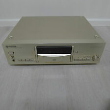 CD Player Pioneer PD-S06 TOP Zustand Condition champagne gold