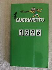 IL GUERINETTO - AGENDA ALMANACCO CALCIO GUERIN SPORTIVO - 1996