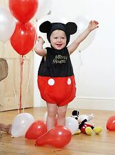 Disney Baby Mickey Mouse Tabard 3-6 mths - Toddler Babies Costume Outfit