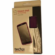 New Retail OEM Tech21 LG G2 IMPACT SHELL Case Cover with D3O technology PURPLE