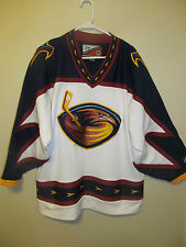 Atlanta Thrashers Team issued 1st year blank jersey - Pro Player Adult Large