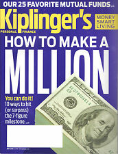 Kiplinger's Personal Finance Magazine May 2016 - How to Make a Million