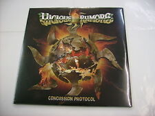 VICIOUS RUMORS - CONCUSSION PROTOCOL - 2LP RED VINYL NEW SEALED 2016