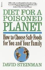 G, Diet for a Poisoned Planet, Steinman, David, 0345374657, Book