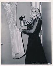 cinéma Adele Jergens (1917-2002), actrice américaine tirage argentique d'époque