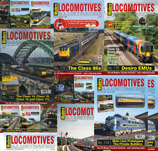 Modern Locomotives Illustrated PDF set Issues 171 to 199 High Quality PDF format