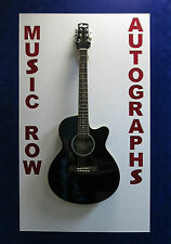 KRIS KRISTOFFERSON Signed Autograph Natural Acoustic Guitar ME AND BOBBY MCGEE