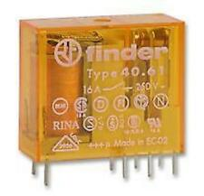 Finder 240 volt 16amp AC Relay SPCO popular in Boiler Controls