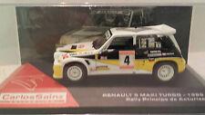 RAL109 RENAULT 5 MAXI TURBO RALLY PRINCIPE DE ASTURIAS 1986 CARLOS SAINZ