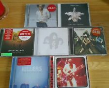 Job Lot Rock (7 CDs) bundle Kings Leon Killers Snow Patrol Verve Weller Kravitz