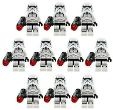 10 NEW LEGO STAR WARS STORMTROOPER MINIFIG LOT 75078 75157 minifigure imperial