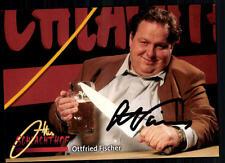 Ottfried Fischer Ottis Schlachthof Autogrammkarte Original Signiert ## BC 14746
