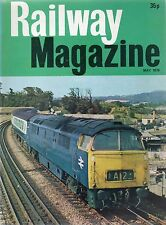 The Railway Magazine : May 1976 published by IPC Transport Press