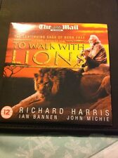 The Mail On Sunday Dvd To Walk With Lions