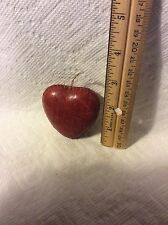 OLD CHRISTMAS GERMAN DRESDEN HEART CANDY CONTAINER ORNAMENT