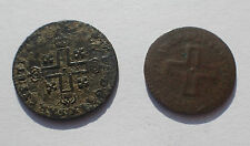 lot 2 pieces  ITALIE SARDAIGNE (2283J)