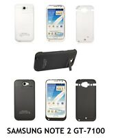 3200MAH RECHARGEABLE EXTERNAL BATTERY CASE FOR SAMSUNG GALAXY NOTE 2 GT-N7100