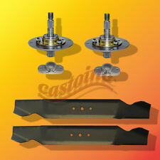 """fits MTD Mower Deck Kit  942-0503, 942-0499 & 942-0499A Blade,Spindle 42"""" Cut"""