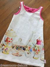NEU JoTTuM SEVRAN Sommerkleid Jersey Kleid dress 98 2-3Y robe S15 UVP69,95€