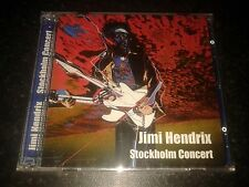 JIMI HENDRIX - STOCKHOLM CONCERT 2 CD PURPLE HAZE RECORDS