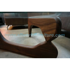 BASE ONLY Noguchi Replica Coffee Table by Aeon Furniture - SW009 American Walnut