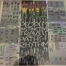 A TRIBE CALLED QUEST 'PEOPLE'S INSTINCTIVE TRAVELS & THE' NEW 2X LP VINYL 17 TRK