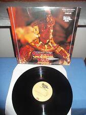 """Dave Pollecutt """"William C Faure's Shaka Zulu """" OST LP EMI ITA 1986"""
