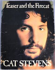 Songbook-Cat Stevens-Teaser and The Firecat-Note