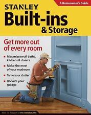 Stanley Built-Ins and Storage by Editors of Fine Homebuilding (2015, Paperback)