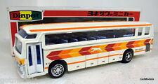 DIAPET YONEZAWA 1/60 - N0.014 GREYHOUND MITSUBISHI FUSO BUS SCALE MODEL BUS