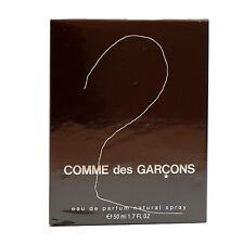 2 BY COMME DES GARCONS EAU DE PARFUM NATURAL SPRAY 50 ML/1.7 FL.OZ.