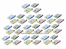 40 non-oem INK FOR EPSON 69 T069 NX100 NX200 NX300 NX400 WORKFORCE30 40 500 600