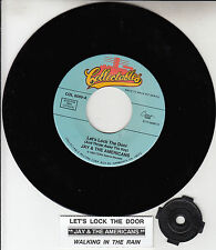 """JAY & THE AMERICANS  Let's Lock The Door 7"""" 45 record + juke box title strip NEW"""